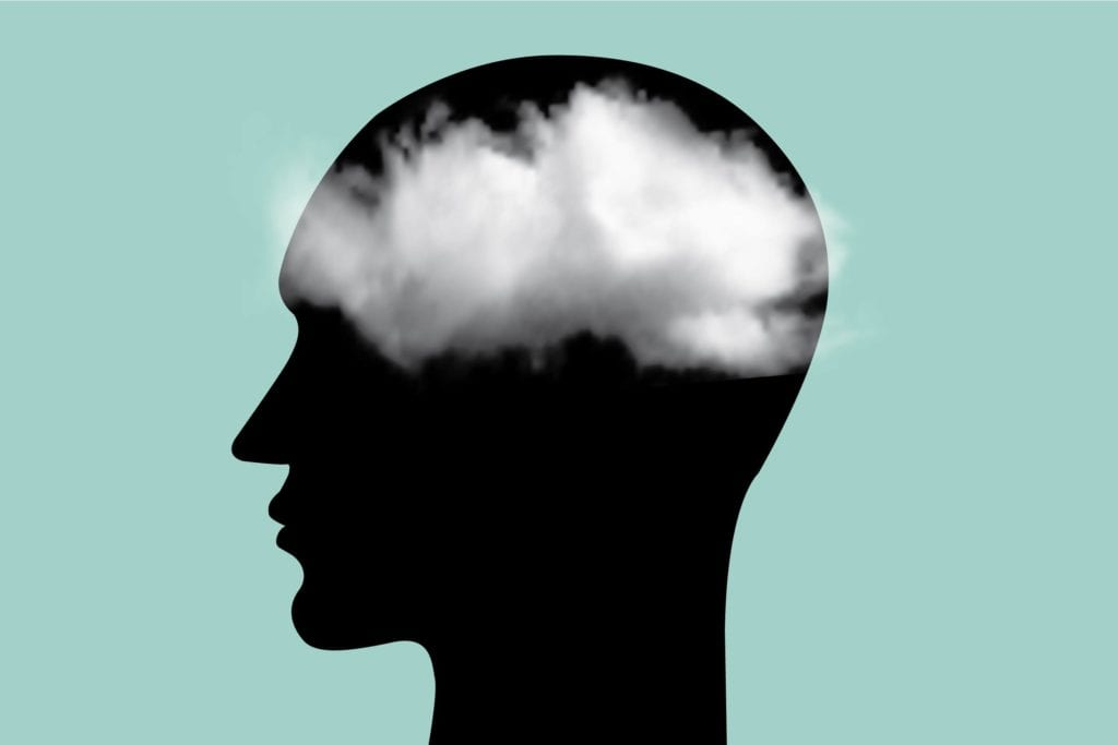 Brain fog from Finasteride makes me feel unfocused and checked-out.