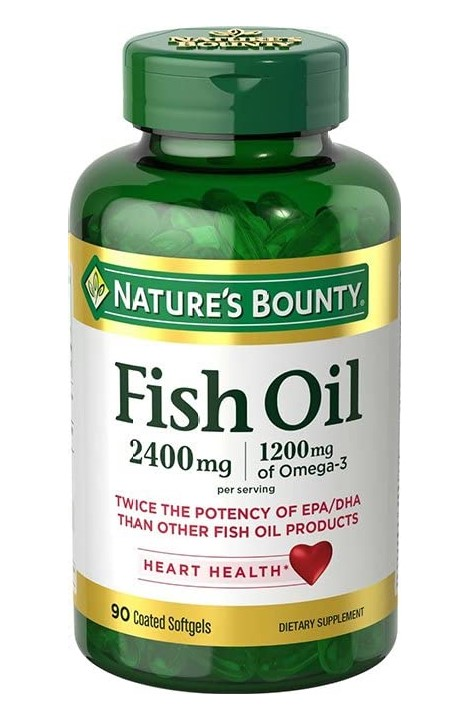 Fish oil treats libido and erectile dysfunction multiple ways.