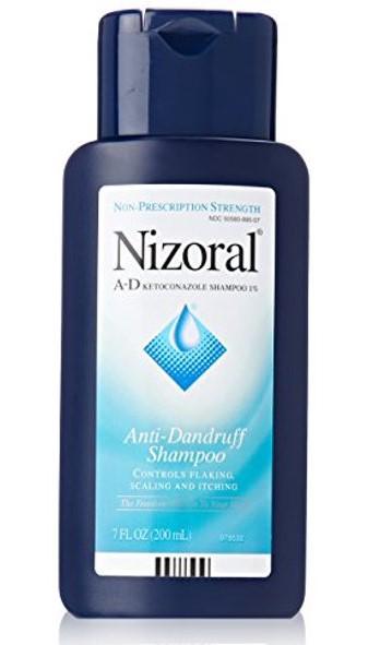 Nizoral 1% Shampoo Bottle