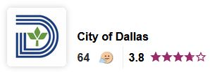 City of Dallas employees most appreciate the work-life balance and benefits.